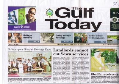 15 Presse Artikel Gulf Today