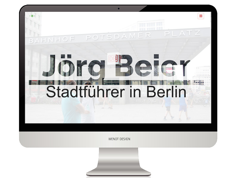 Joerg Beier – Stadtführer Berlin