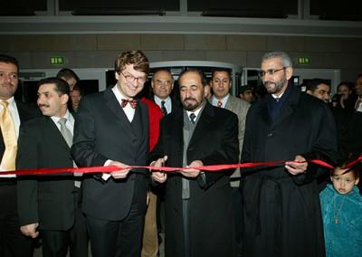 08 Eröffnung der AUOP Ausstellung