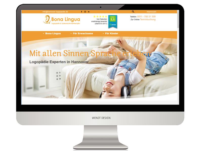 Bona Lingua – Logopädie Hannover