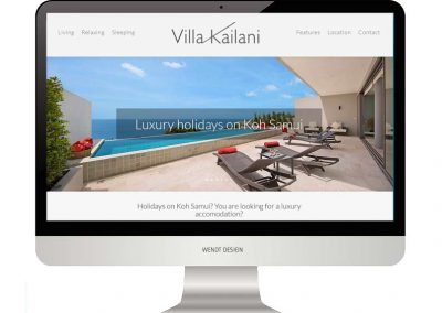 Villa Kailani, Koh Samui, Thailand